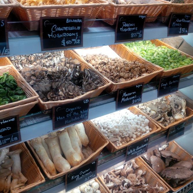 glorious mushrooms
